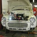 1965 Morris Minor - 1275 Eng Rebuild + 5 Speed G/Box