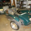1991 Caterham Track Car